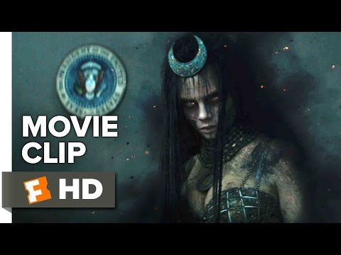 Suicide Squad Movie CLIP - Meet Enchantress (2016) - Cara Delevingne Movie thumbnail