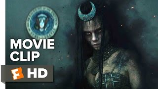 Suicide Squad Movie CLIP - Meet Enchantress (2016) - Cara Delevingne Movie