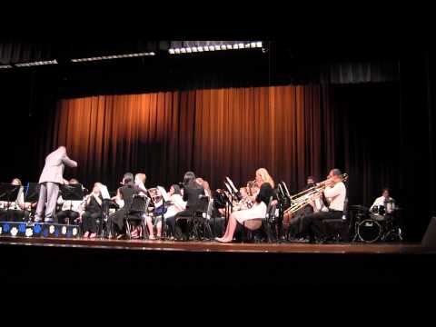 "Springboro High School Concert Band - Music from ""The Incredibles"""