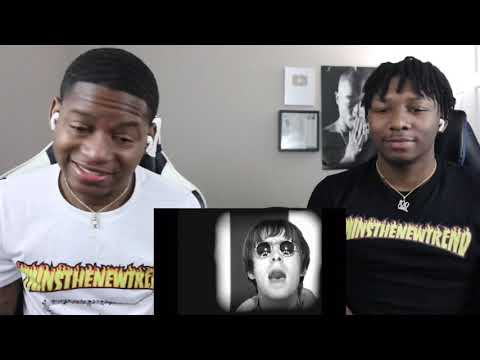 FIRST TIME HEARING Oasis - Wonderwall (Official Video) REACTION