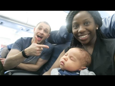 FIRST TIME IN NIGERIA - VLOG #1 | AdannaDavid