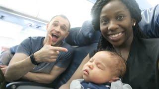 FIRST TIME IN NIGERIA - NIGERIA VLOG #1 | AdannaDavid
