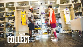 We Toured the Biggest KOBE BRYANT SNEAKER COLLECTION in the World (Beijing) | iCollect