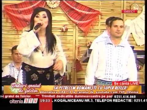Marina Bucosu si Marian Balaci Super Reflex   Super colaj live muzica populara nou 2016