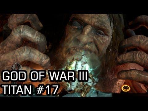 God Of War Iii (titan,ps3) #17 Nemesis Whip, Hephaestus' Ring, The Upper Gardens video