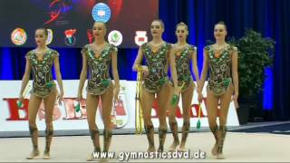 Team Russia (RUS) - World-Cup Minsk 2016 Groups - 02