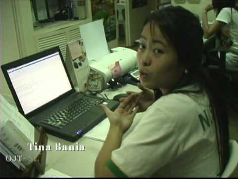 WOW Philippines - OJT's for 2009 WOW Philippines Travel Agency