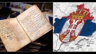 Dokaz iz Turske da je Kosovo Oduvek Bilo Srpsko! Albanaca Skoro da Nije Bilo