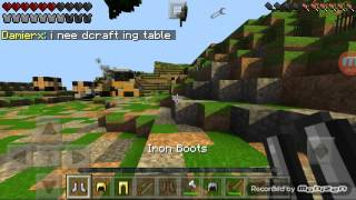 Minecraft PE Hunger Games Bölüm 1