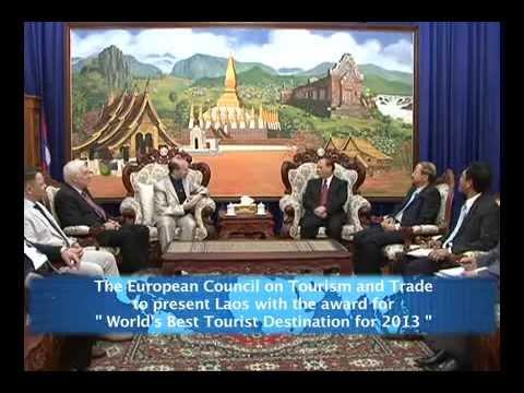 Laos World's Best Tourist Destination for 2013
