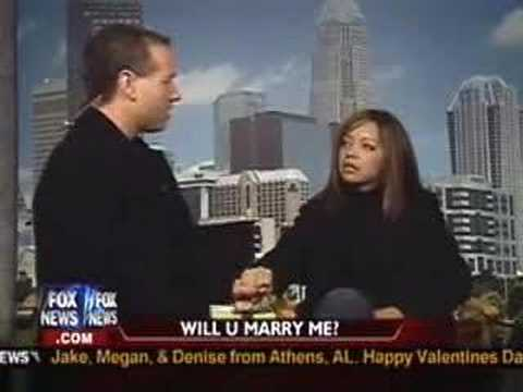Live Proposal on Fox News