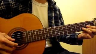 Sarie Marais (Afrikaans Guitar cover)