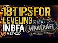 18 Tips & Tricks for Leveling in Battle for Azeroth | Method