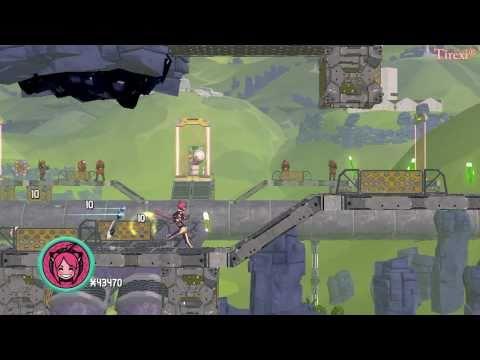 Blade Kitten HD gameplay
