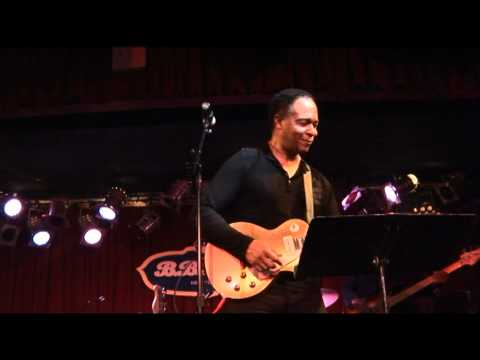 Ray Parker Jr. /School of Cornell /Danny Kotchmart BB Kings 2012 Pt 1