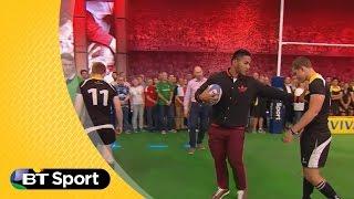 Pitch Demo: Manu Tuilagi attacking masterclass | Rugby Tonight