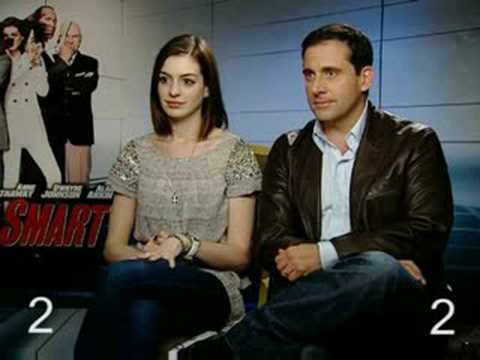 Anne Hathaway vs Steve Carell Movie Mastermind