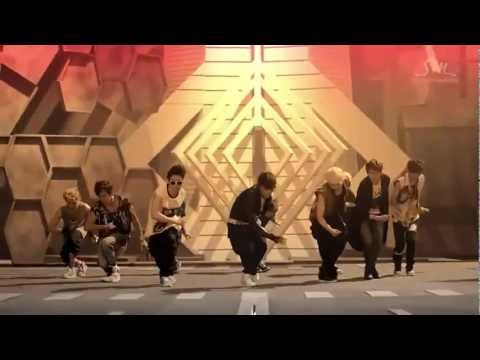 Super Junior Sexy Free  Original .mp4 video