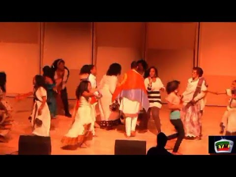 Afro Caribbean Night at UW  - Part I (Eritrean)