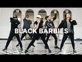 Black Barbies (Black Beatles Remix) - Nicki Minaj Dance   @besperon Choreography