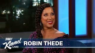 Robin Thede on Denzel Washington & A Black Lady Sketch Show
