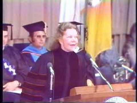 1972 @ ORU Baccalaureate