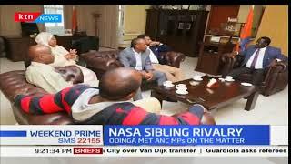 Gideon Mulyungi threatens that Wiper will pull out of NASA