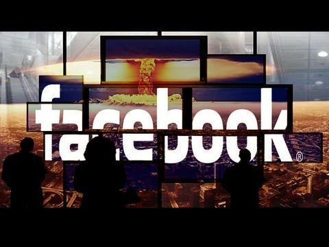 Shocking! FACEBOOK CYBER-QUAKE!! - Worldwide PANIC 6.19.13