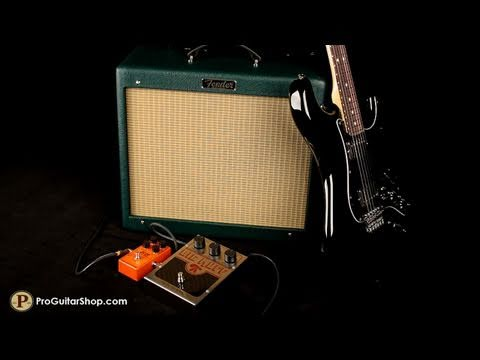 Fender Humboldt Hot Rod Does Effects Pedals
