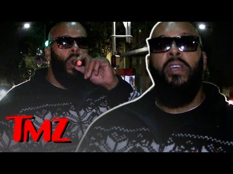 Suge Knight has some New Year's resolutions!