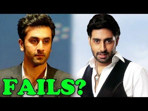 Ranbir Kapoor fails to convince Abhishek Bachchan | Bollywood News