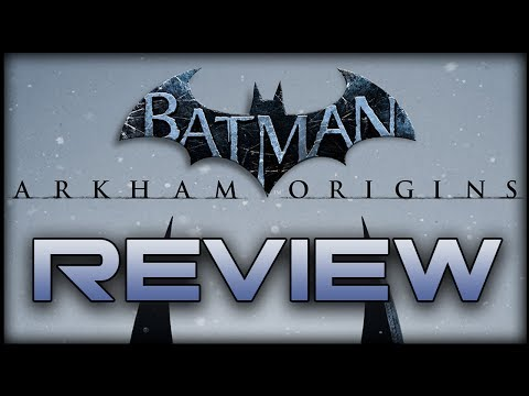Batman: Arkham Origins - REVIEW (X360/PS3/PC) SPOILER ALERT
