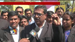 Establishment High Court  | Lawyers Rally From Rajvihar To Collectorate Office | Kurnool | AP