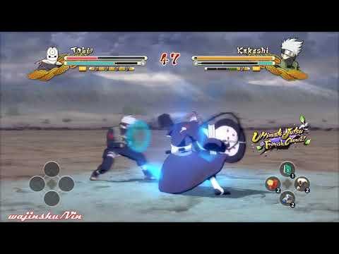 Naruto Ultimate Ninja Storm 3 All Ninja World Timeline Page Locations