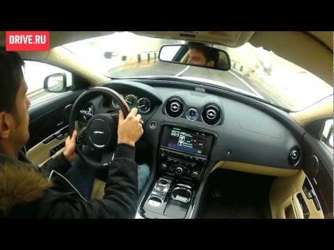 Jaguar XJ L 5.0 SC Supersport — Тест-драйв