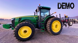 WE BOUGHT IT | John Deere 8400r