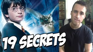 19 Harry Potter Secrets!! (The Sorcerer