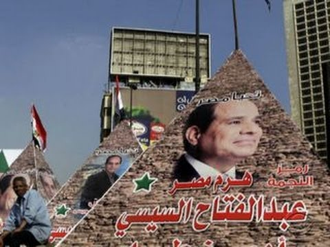 Egypt prepares for presidential elections