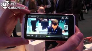 HTC One X MWC 2012