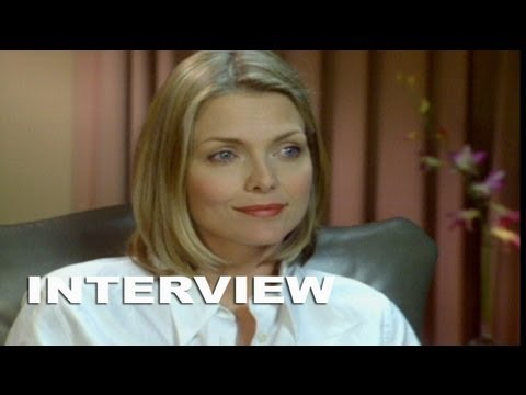 Dangerous Minds: Michelle Pfeiffer Exclusive Interview video