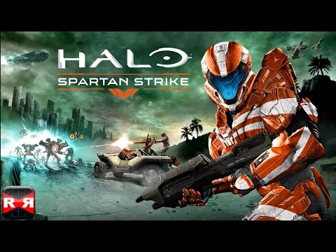 Halo: Spartan Strike (By Microsoft Corporation) - iOS / WIndows Phone - Gameplay Video