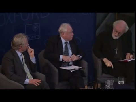 Prof. Richard Dawkins vs Arzobispo Rowan Williams: Humanity's ultimate origins + subs ESPAÑOL