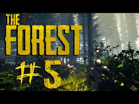 CABIN IN THE WOODS | The Forest - Part 5
