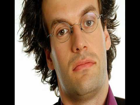 Marcus Brigstocke - Britain's libel laws