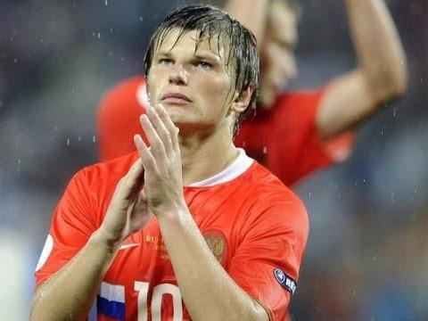 Все голы Андрея Аршавина за Арсенал