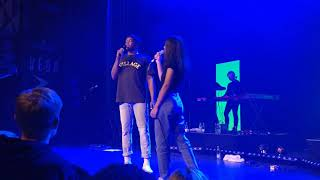 Kumbaya - Jacob Banks feat Anna Leone Live from Copenhagen