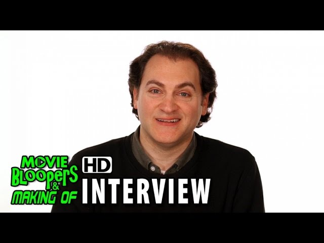 Steve Jobs (2015) Behind the Scenes Movie Interview - Michael Stuhlbarg is 'Andy Hertzfeld'