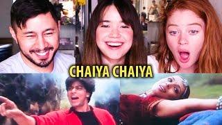 CHAIYA CHAIYA   Dil Se   SRK   Malaika Arora Khan   Music Video Reaction!