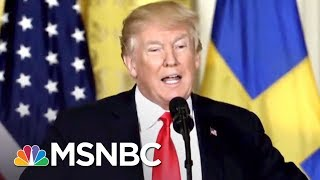 New Details Of 'Stormy Daniels' Scandal Could Mean Trouble For Donald Trump | The 11th Hour | MSNBC