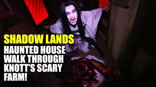 Watch Haunted Shadow Land video
